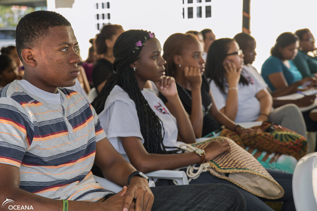 Oceana in Belize Continues to Inspire Belizean Activists Wavemakers
