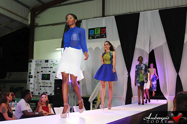 Belize Fashion Week 2014 Highlights Belizean Designers