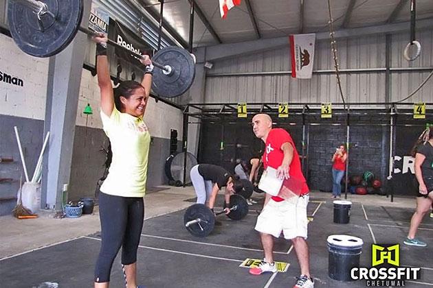San Pedro Athletes Shine in Chetumal Crossfit Competition
