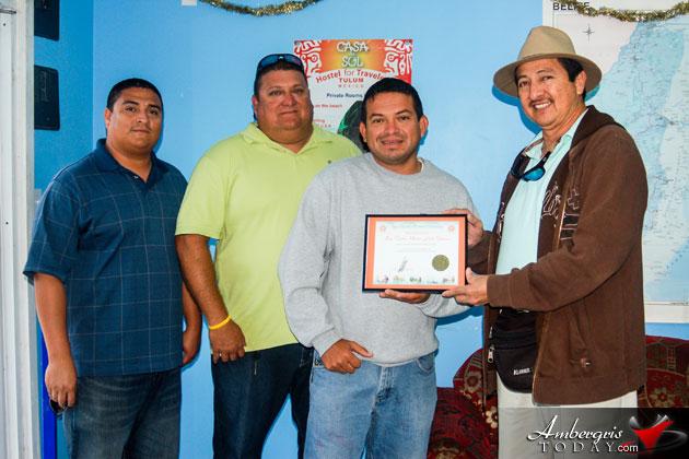 SP Mayor Surprises Awardees on 30th Township Anniversary