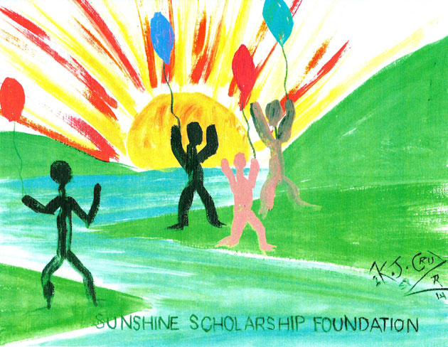 Sunshine Scholarship Foundation Doing Good for the Community
