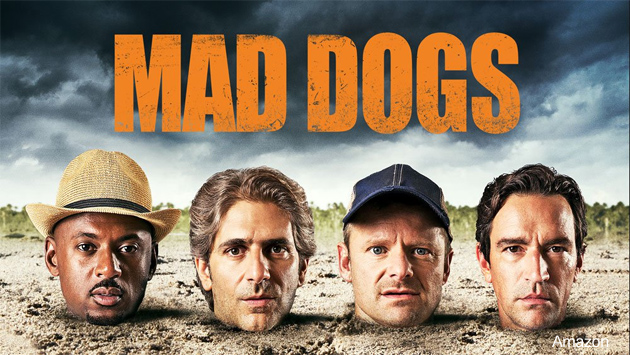 Amazon.com Features Mad Dogs Series Pilot Filmed in Belize