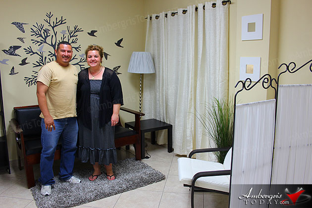 San Pedro Social Service Office Renovated by On Eagles Wings Ministries