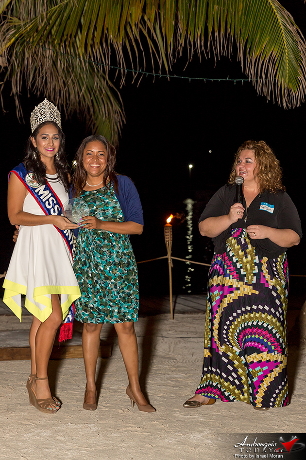Miss San Pedro and On Eagles Wings Ministries Look to Empower Women