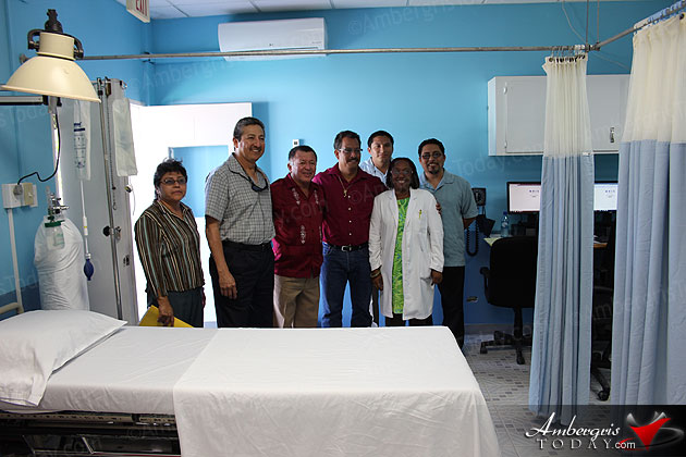 24 Hour Medical Services Commence at San Pedro Poly Clinic