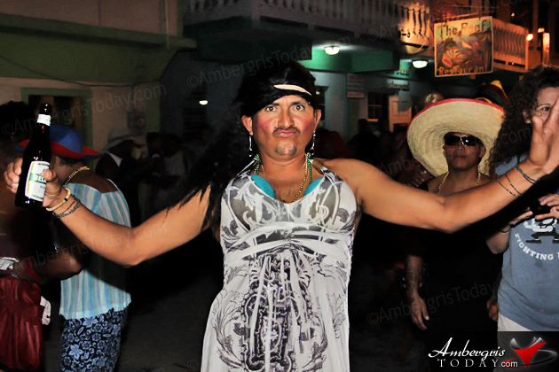 Dedicated Compara Street Dancers Keep San Pedro Carnaval Alive