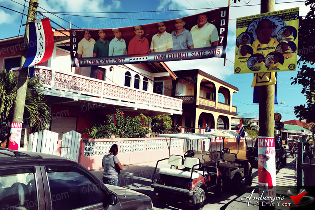 Belizeans Head to Polling Stations on Election Day