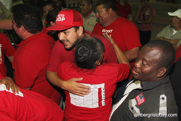 It's Red Again for San Pedro, UDP Secures Town Council