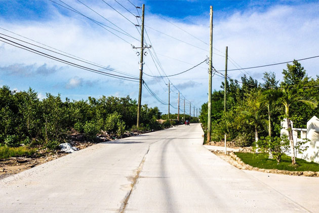 Speeding Becomes an Issue After Roads Paved in North Ambergris