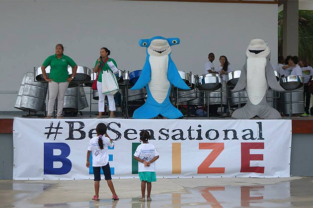 Belize Highlights Importance of Barrier Reef During Reef Week 2015