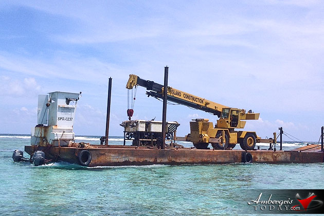 Government Removes Submersible ROV From Belize Reef