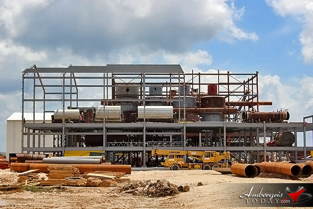 Santander Group Promises Growth with New Sugar Mill in Western Belize
