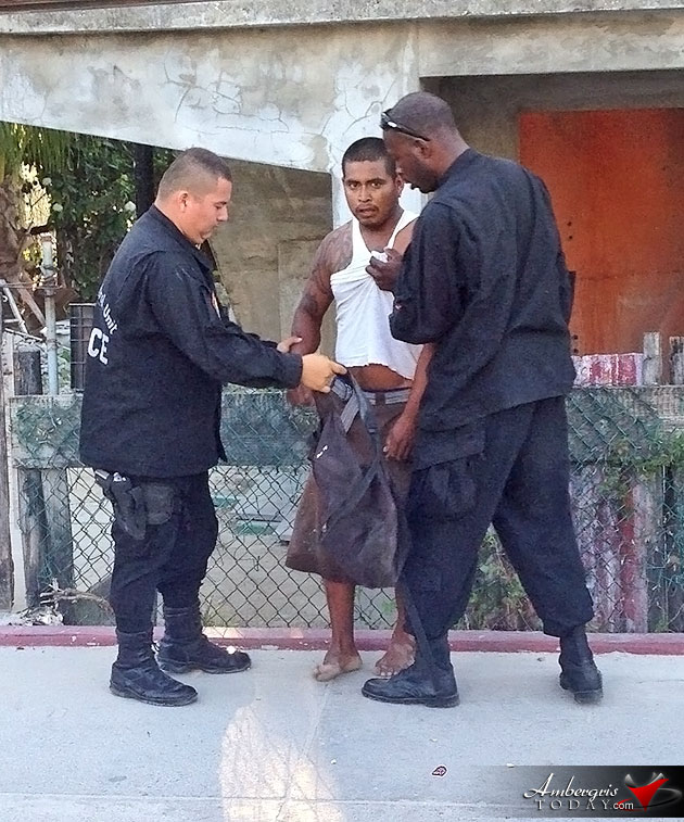 Residents Claim Excessive Force by Anti Drug Unit in San Pedro