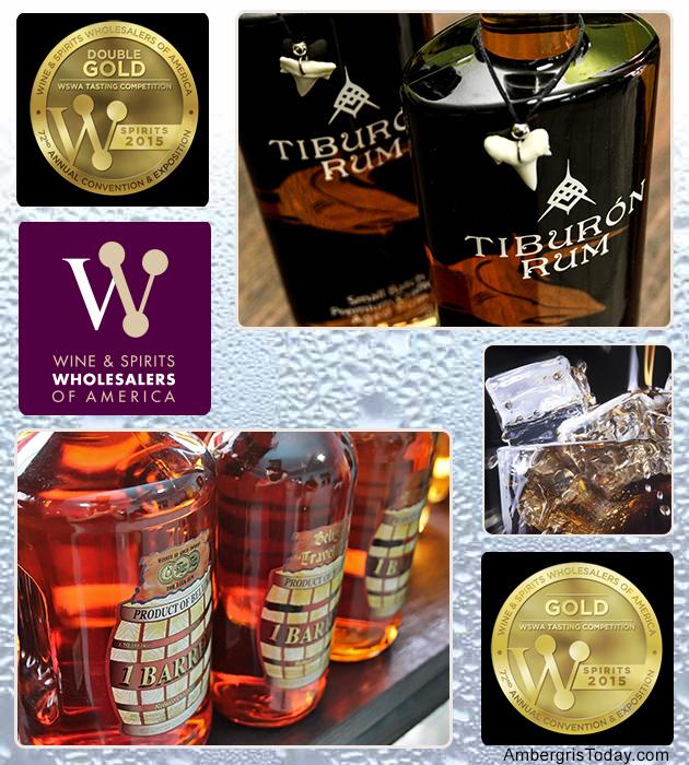 Belize's Tiburon Rum and Traveller's Latest Golden Awards