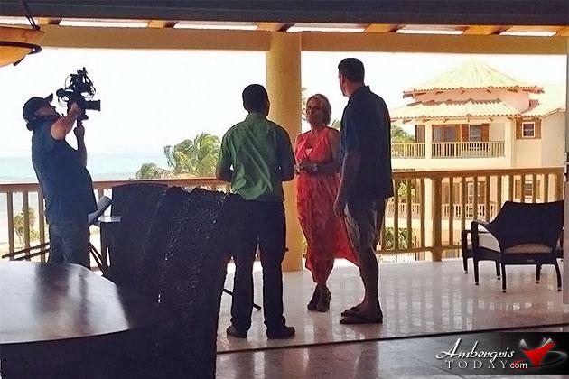 HGTV Loves Belize, Back Filming in San Pedro
