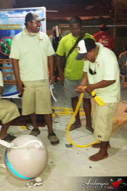 San Pedro Wraps Up Reef Week Activities