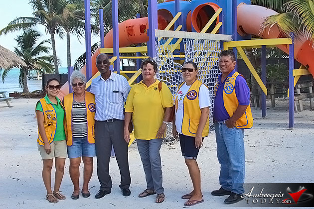 San Pedro Lions Club Hosts Special Guest Malcolm Kirman
