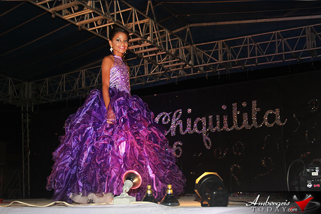 Killianie Sosa Crowned Miss Chiquitita 2015
