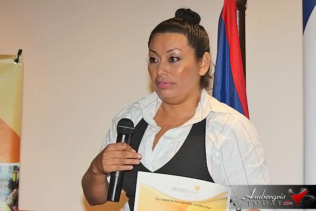 Training Seminar Empowers Women in San Pedro