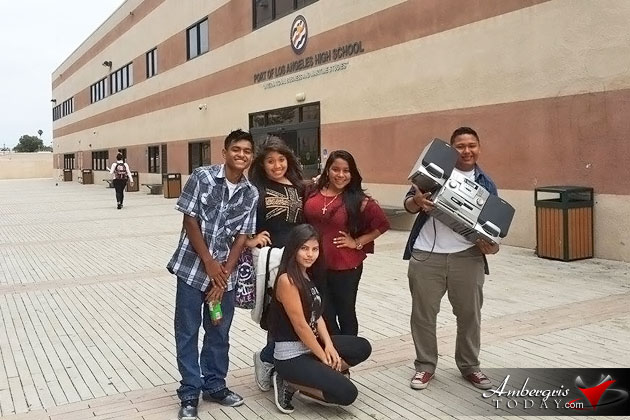 San Pedro High Complete Another Successful Student Exchange Program