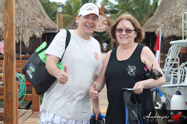Wheel of Fortune Winners Cash in on Vacation at Ramon's Village, San Pedro