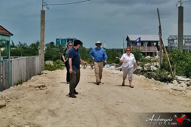 San Pedro, Belize to Benefit from Study of At Risk Populations