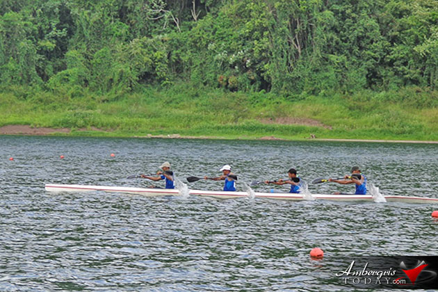 Belize Canoe Team brings home Silver and Bronze Medals