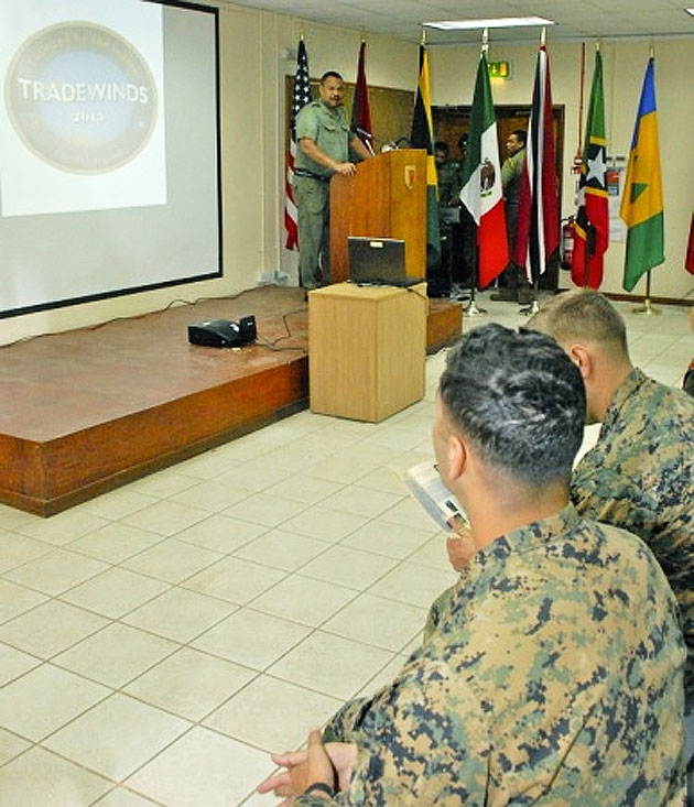 U.S. Marine Corps, Central American Countries Participate in Multi-national Exercise in Belize