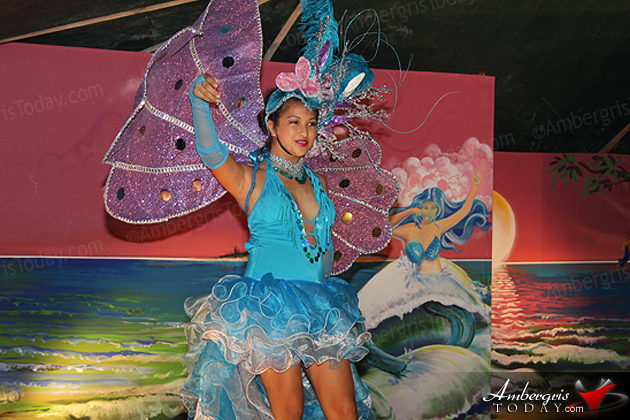 Caye Caulker's New Miss Lobster Fest Crowned