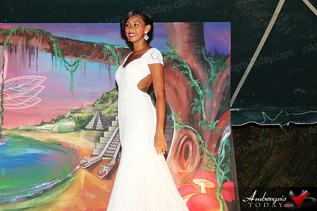 Caye Caulker's New Miss Lobster Fest Crowned
