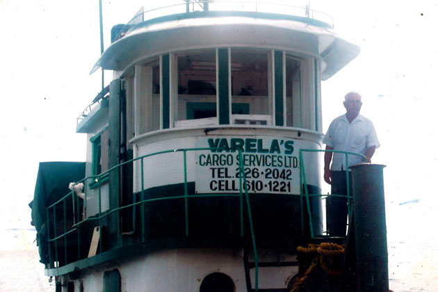 Island Mourns Loss of Local Barge Operator Lost at Sea
