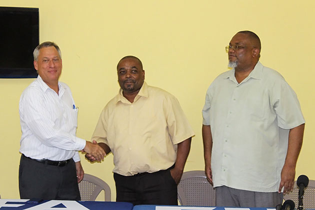 Government of Belize Supports the Belize National Football Team