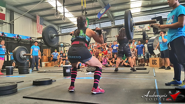 San Pedro Crossfit Celebrates Victory in Chetumal Summer Challenge