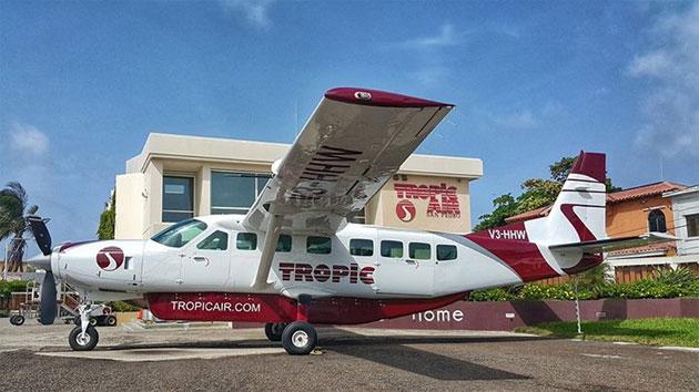 Tropic Air Boasts New Modern Look