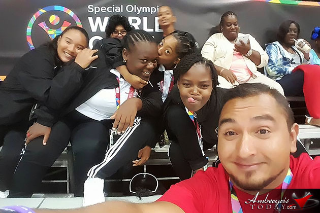 Team Belize Scores Silver at the Special Olympics World Games 2015