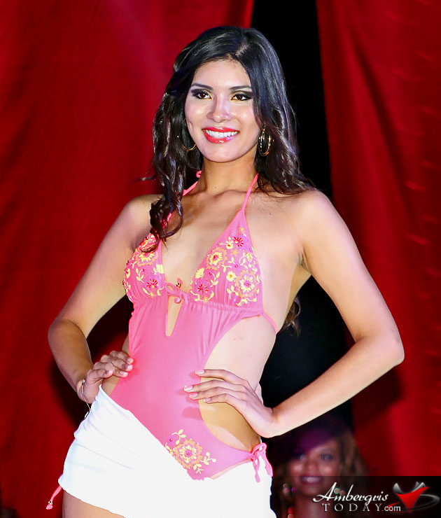 Miss Honduras Claims Costa Maya Crown 2015