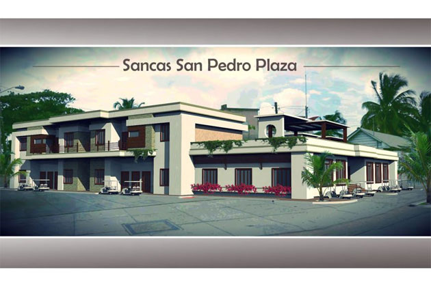 Sancas Realty Breaks Ground For San Cas Plaza Commercial Project On Ambergris CayeSancas Realty Breaks Ground For San Cas Plaza Commercial Project On Ambergris Caye
