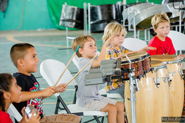 Music Camp Delivers Island Musicians