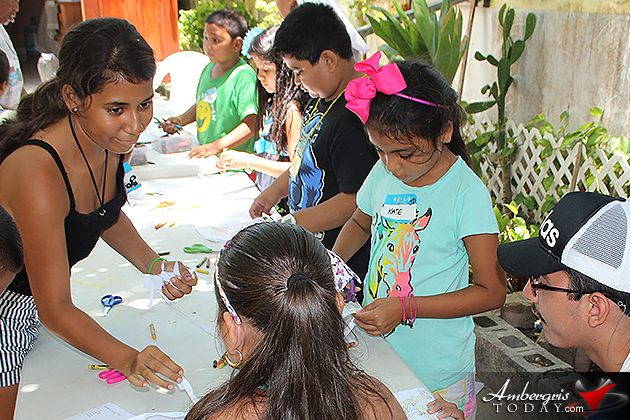 Bible Camp Sees Participation of 65 Island Youth Group