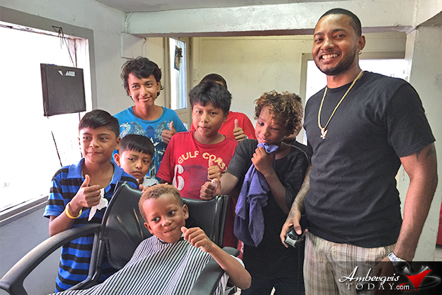 Councilor Alamilla Spearheads Free Back To School Haircuts Program