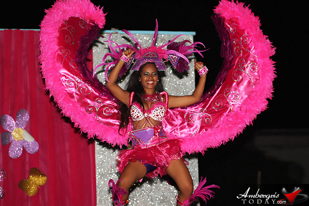 San Pedro Crowns First Ever Queen of Bacchanal