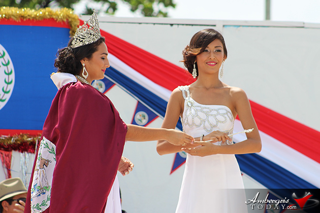 Miss San Pedro Coronation Kicks of September 10th Celebrations