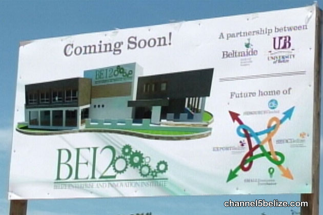 Beltraide and the University of Belize Collaborate to Construct Government's First Green Building