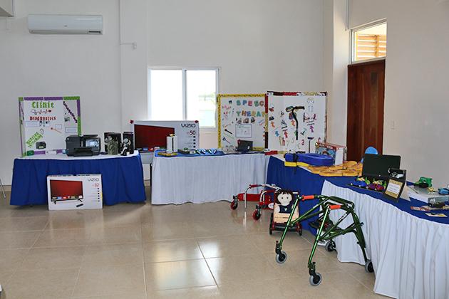 Government of Korea Donates Equipment to The Inspiration Center