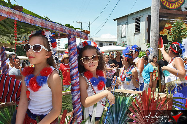 San Pedro Celebrates Belize Independence Day Like No Other