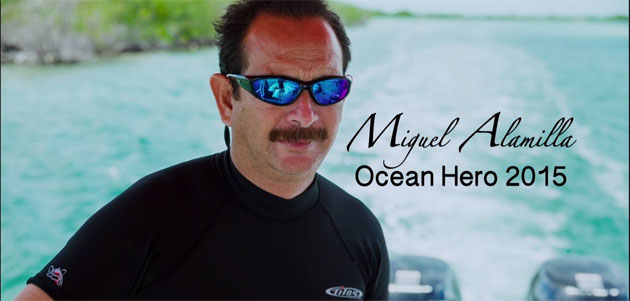 Oceana Announces Belize's 2015 Ocean Hero Award Winners