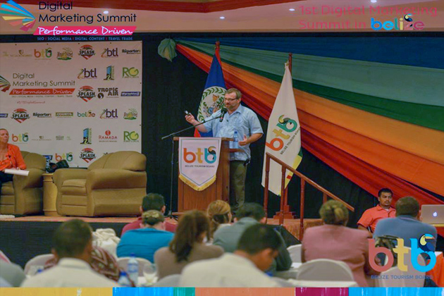 Belize Strengthen Digital Footprint at First Ever Digital Marketing Summit