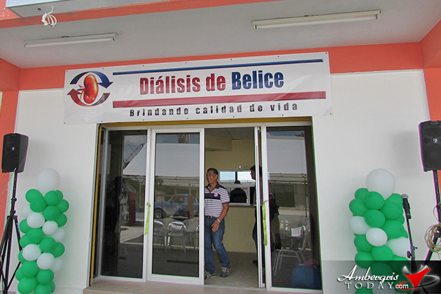 New Dialysis Center Brings Convenience, Lower Costs To Kidney Patients In Belize