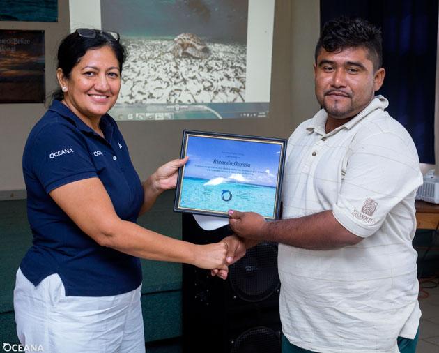 Oceana's Wavemakers Meet at Annual Membership Meeting