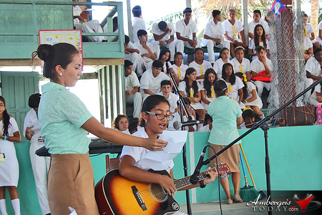 San Pedro High School Students Make Noise Against Bullying
